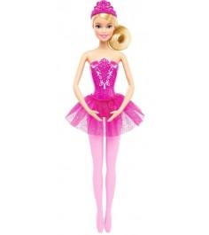 Кукла Barbie балерина в розовом DHM42