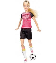 Кукла Barbie футболистка DVF69