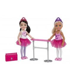Кукла Barbie балерины FHK98