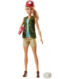 Кукла Barbie археолог FJB12