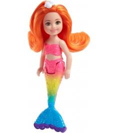 Кукла Barbie маленькая русалочка FKN05