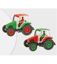 Инерционный трактор с водителем BK Toys ltd 168-3