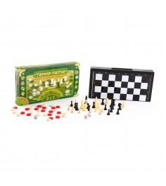 Набор игр 3 в 1 удачная партия 20 см Bondibon ВВ0685