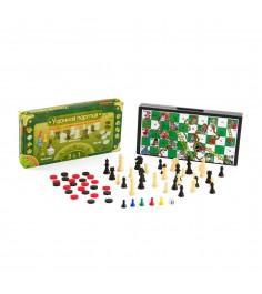 Набор настольных игр удачная партия Bondibon ВВ0692