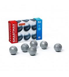 Магнитный конструктор smartmax дополнительный набор 6 шаров Bondibon ВВ0874