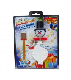 Набор для творчества волшебный снеговик Bondibon ВВ1305