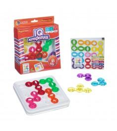 Логическая игра smart games iq конфетки Bondibon ВВ1353