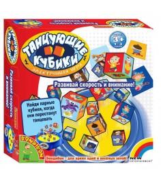 Настольная игра танцующие кубики Bondibon ВВ1818