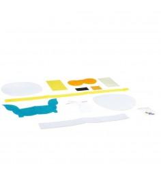 Набор для творчества сумочка из фетра совушка Bondibon ВВ1965
