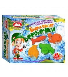 Набор для творчества Дети арт бурлящие бомбочки боеприпасы 17003