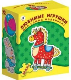 Игра для самых Дрофа маленьких любимые игрушки 1090
