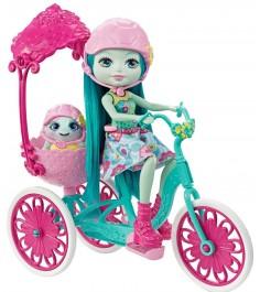 Игровой набор Enchantimals прогулка на велосипеде FCC65