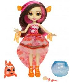 Кукла Enchantimals Кларита с питомцем FKV56