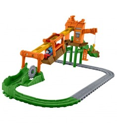 Железная дорога томас и его друзья Fisher Price FBC60