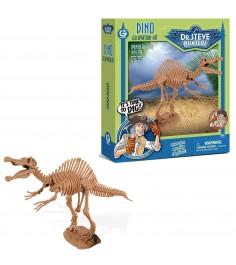 Набор для проведения раскопок Geoworld Dr Steve Hunters Спинозавр CL1668K
