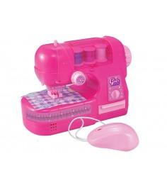 Детская швейная машинка с педалью Girls Club IT101393