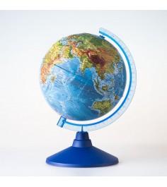 Глобус Globen ве022500261 физико-политический рельефный 250