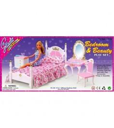 Игрушечная мебель для спальни bedroom & beauty Gloria 2319