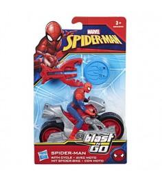 Набор человек паук и транспортное средство Hasbro B9705EU6