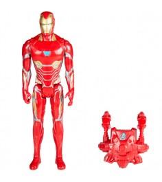 Фигурка железный человек пауэр пэк Hasbro E0606121
