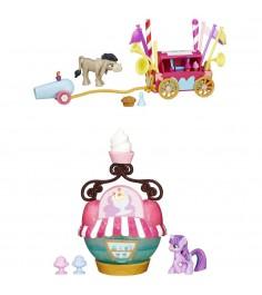 Коллекционный игровой мини набор пони my little pony Hasbro B3597