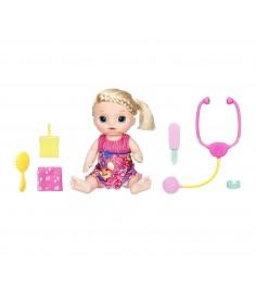 Интерактивная кукла baby alive малышка у врача Hasbro C0957