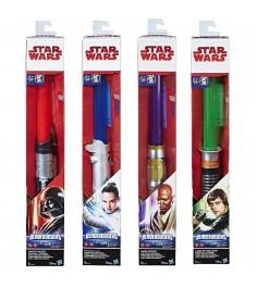 Световой меч звездные войны последние джедаи Hasbro C1568
