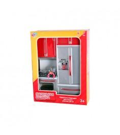 Набор кухонной мебели для кукол маленькая хозяйка Joy Toy 2137