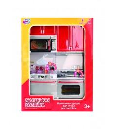 Кухня для кукол маленькая хозяйка Joy Toy 2138