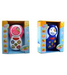 Развивающая музыкальная игрушка веселый телефон Play Smart Б45534