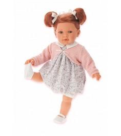 Кукла Juan Antonio Аделина рыжая 55 см 1822P
