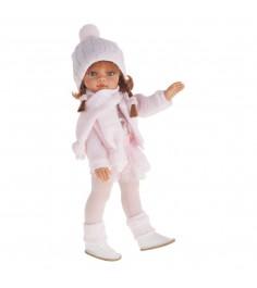 Кукла Эльвира рыжая 33 см Juan Antonio Munecas 2585P