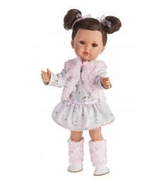 Кукла Белла в розовом жилете 45 см Juan Antonio Munecas 2807P