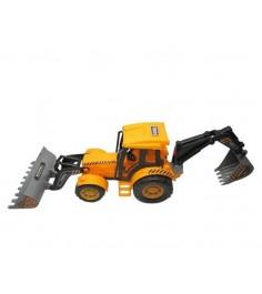 Инерционный трактор truck Junfa Toys 8766-1