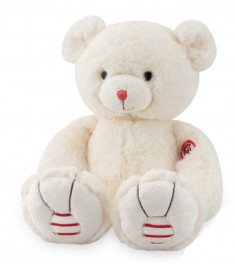 Мягкая игрушка Kaloo Руж Мишка кремовый 31 см K963526