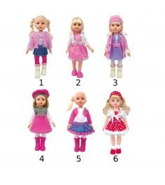 Интерактивная кукла 32 см Карапуз 93001-ic-100