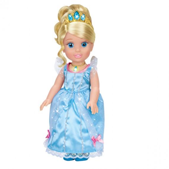 Интерактивная кукла золушка 37 см Карапуз cind001