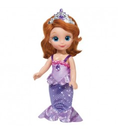Кукла софия прекрасная в одежде русалочки 15 см Карапуз sofia008