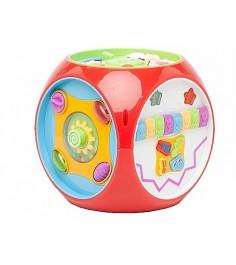 Развивающая игрушка Kiddieland Многофункциональный короб на русском языке KID 049775