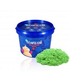 Набор для творчества Космический песок 500 г Зелёный Т57727