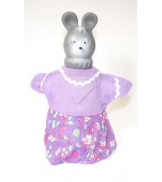 Кукла перчатка мышка Русский стиль 11014