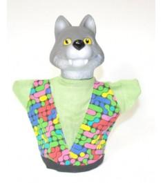 Кукла перчатка волк Русский стиль 11020