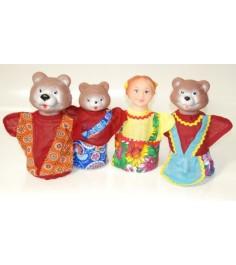 Кукольный театр три медведя пакет Русский стиль 11064