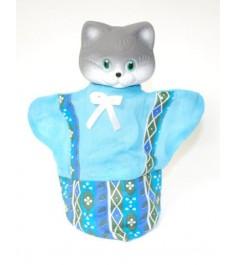 Кукла перчатка кот Русский стиль 11120