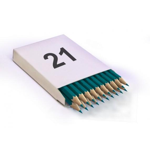 Картридж GigaBloks 20 карандашей цвет №21
