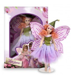 Кукла фарфоровая фея Lisa Jane 30407
