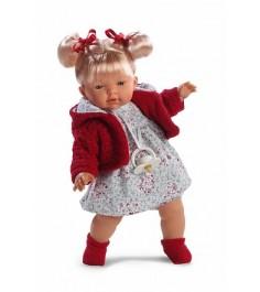 Кукла Llorens Juan Изабела 33 см со звуком L 33270