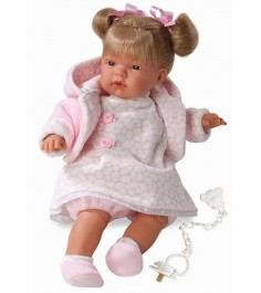 Кукла Llorens Juan Люсия 38см L 38306