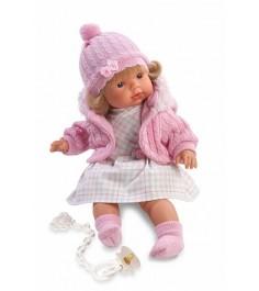 Кукла Llorens Juan Лидия 38см L 38538