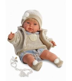Кукла Llorens Juan Альваро 42 см L 42123